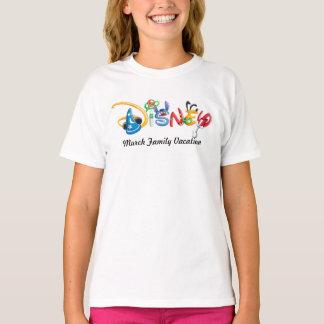 Disney Logo - Family Vacation T-Shirt