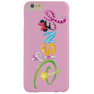 Disney Logo | Girl Characters Barely There iPhone 6 Plus Case
