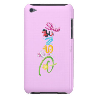 Disney Logo | Girl Characters Barely There iPod Cover