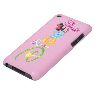 Disney Logo | Girl Characters iPod Touch Case