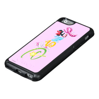 Disney Logo | Girl Characters OtterBox iPhone 6/6s Case