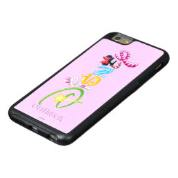 Disney Logo | Girl Characters OtterBox iPhone 6/6s Plus Case