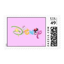 Disney Logo | Girl Characters Postage