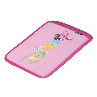Disney Logo | Girl Characters Sleeve For iPads