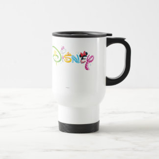 Disney Logo | Girl Characters Travel Mug