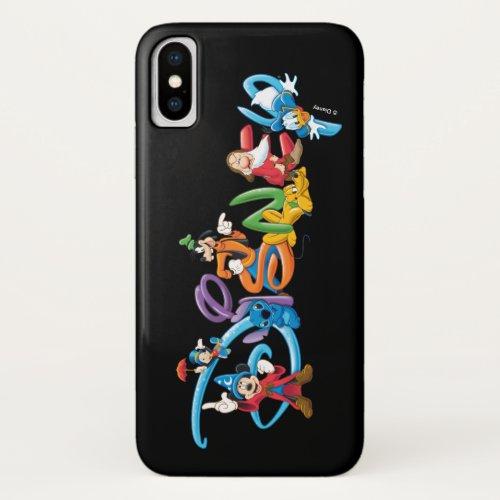 Disney Logo | Mickey and Friends Phone Case