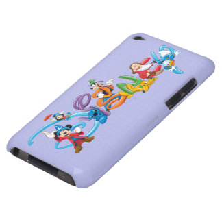 Disney Logo | Mickey and Friends Case-Mate iPod Touch Case