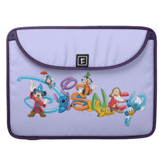 Disney Logo | Mickey and Friends MacBook Pro Sleeves