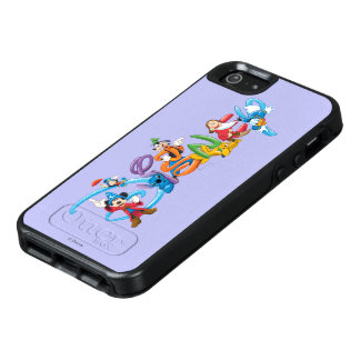 Disney Logo | Mickey and Friends OtterBox iPhone 5/5s/SE Case