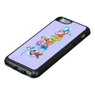 Disney Logo   Mickey and Friends OtterBox iPhone 6/6s Case