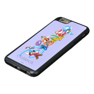 Disney Logo | Mickey and Friends OtterBox iPhone 6/6s Plus Case