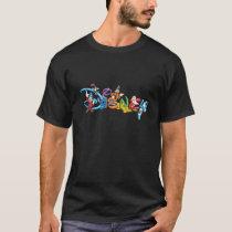 Disney Logo | Mickey and Friends T-Shirt