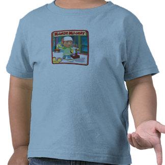 Disney Manny práctico y herramientas Camisetas