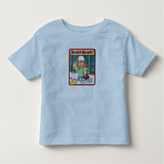Disney Manny práctico y herramientas T-shirts