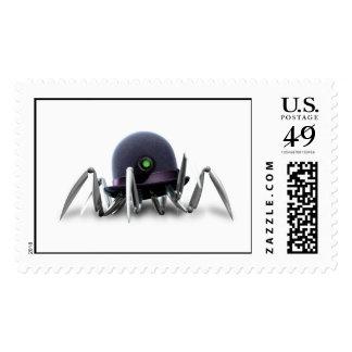 Disney Meet The Robinsons Doris Postage Stamp