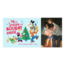 Disney | Mickey & Friends - Holiday Cheer Photo Card