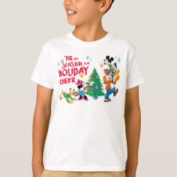 Kids' Hanes TAGLESS® T-Shirt with Pluto design