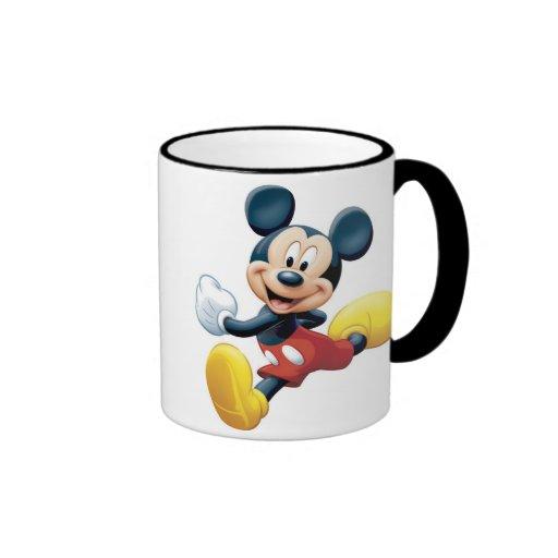 Disney Mickey & Friends Mickey Mugs