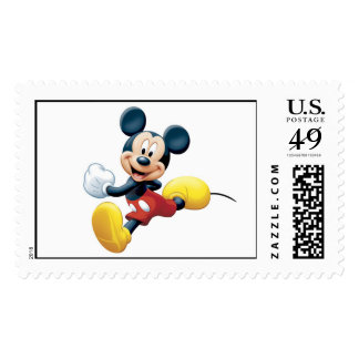 Disney Mickey & Friends Mickey Postage