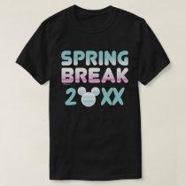 Disney Mickey Mouse   Retro Spring Break T-Shirt