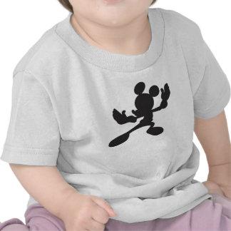 Disney Mickey Mouse y karate de los amigos Camiseta