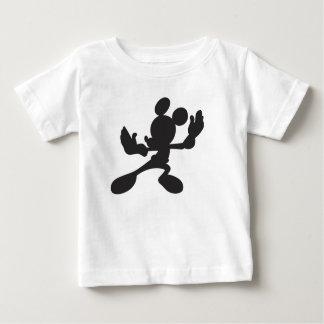 Disney Mickey Mouse y karate de los amigos Playera