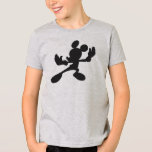 Disney Mickey Mouse y karate de los amigos Playera