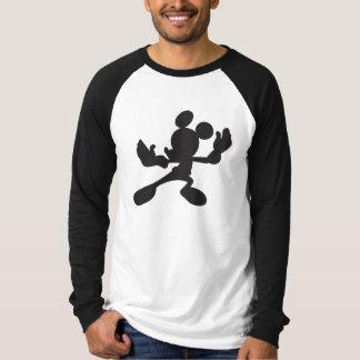 Disney Mickey Mouse y karate de los amigos Playeras