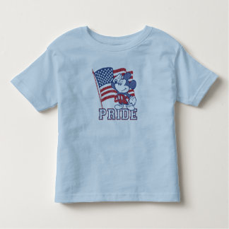 Disney Mickey Pride Vintage Toddler T-shirt
