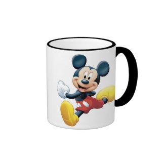 Disney Mickey y amigos Mickey Taza A Dos Colores