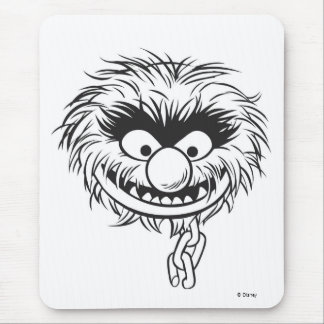 Disney Muppets Animal Sketch Mouse Pad