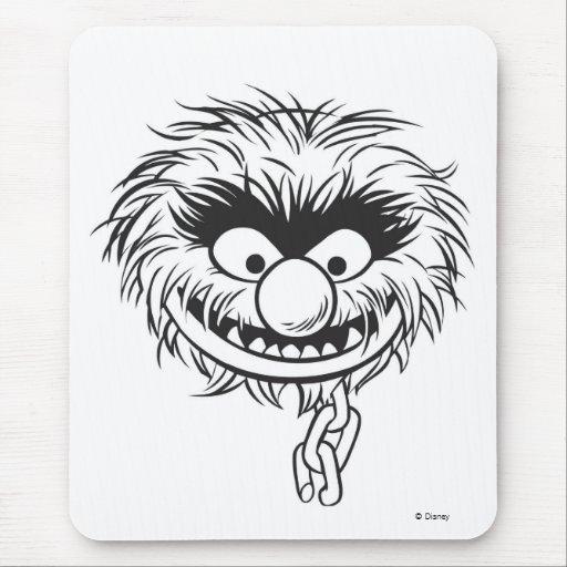 Disney Muppets Animal Sketch Mousepad