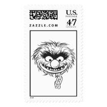 Disney Muppets Animal Sketch Postage