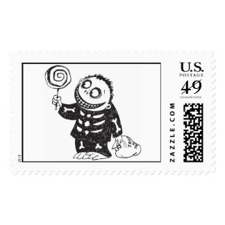 Disney Nightmare Before Christmas Stamp