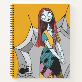 Disney Nightmare Before Christmas Sally Notebook