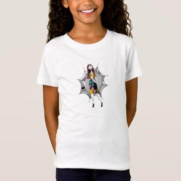 Christmas Themed Disney Nightmare Before Christmas Sally T-Shirt