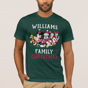 66d7c472f88 Disney Christmas T-Shirts