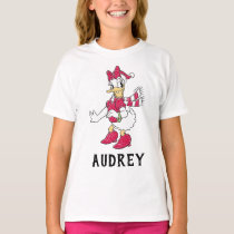 Disney | Personalized Vintage Daisy Duck T-Shirt