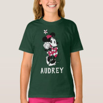 Disney | Personalized Vintage Minnie T-Shirt