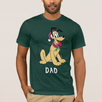 Disney | Personalized Vintage Pluto T-Shirt