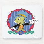 Disney Pinocchio Jiminy Cricket  Mouse Pad