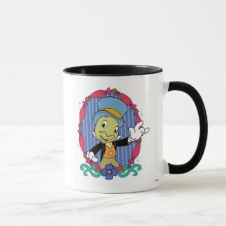 Disney Pinocchio Jiminy Cricket  Mug