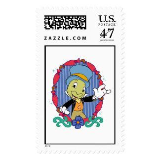 Disney Pinocchio Jiminy Cricket  Postage