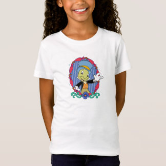 Disney Pinocchio Jiminy Cricket  T-Shirt