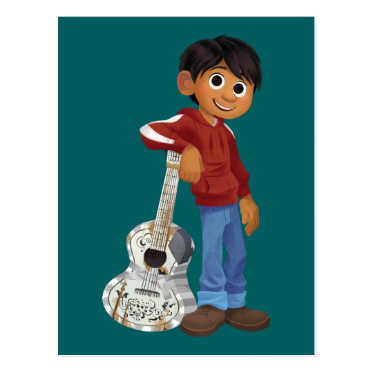 COCO TOY GUITAR DAY OF THE DEAD CUTEST COCO GUITAR MOVIE MIGUEL