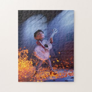 Disney Pixar Coco | Miguel - True Musician Jigsaw Puzzle