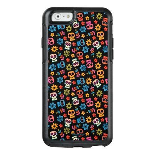 Disney Pixar Coco | Sugar Skull & Floral Pattern Phone Case