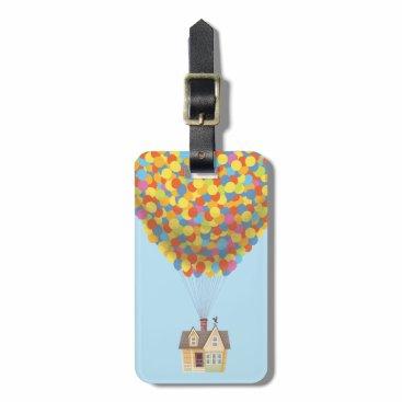 disney Disney Pixar UP | Balloon House Pastel Bag Tag