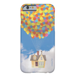 Disney Pixar UP | Balloon House Pastel Barely There iPhone 6 Case
