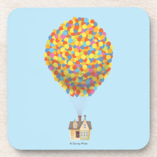 Disney Pixar UP | Balloon House Pastel Beverage Coaster